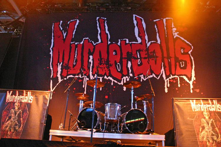Murderdolls: October 6th, 2010